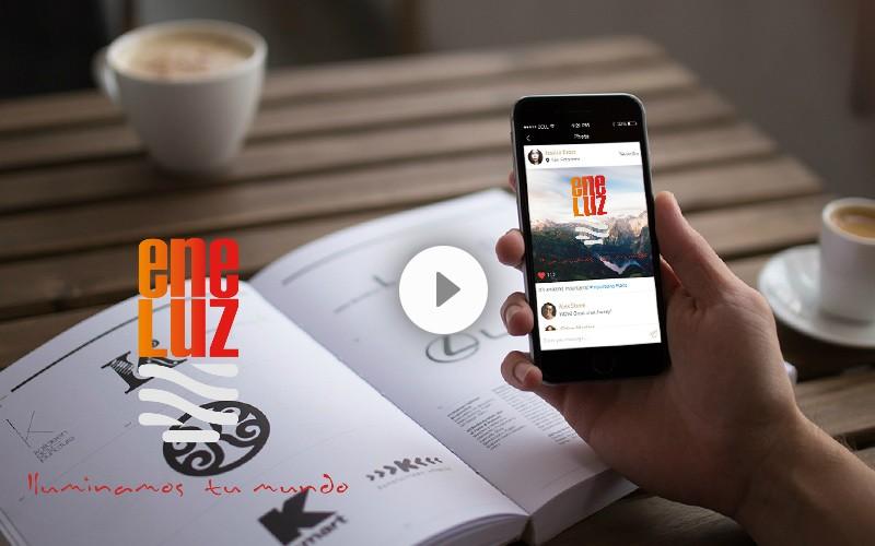 Eneluz PLAY video-present